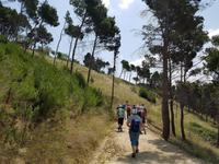 Wanderung zur Festung und Burg von Lucera (7)