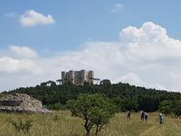 Wanderung zum Castel del Monte, in Apulien (Italien) (27)