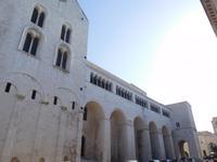 Stadtbesichtigung in Bari mit der Basilika San Nicola (Italien) (2)