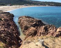 Strand von Isola Rossa