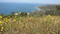 Blick von der Nordküste La Maddalenas
