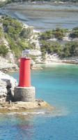 Einfahrt in den Hafen von La Maddalena