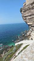 Küste von Bonifacio