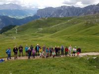 Italien Wandern in Südtirol - Dolomiten (118)
