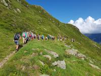 Italien Wandern in Südtirol - Dolomiten (191)