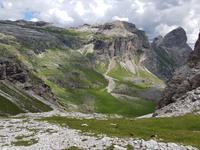Italien Wandern in Südtirol - Dolomiten (270)