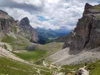 Italien Wandern in Südtirol - Dolomiten (277)