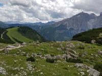 Italien Wandern in Südtirol - Dolomiten (286)