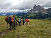 Wandern in Südtirol (Italien) – Dolomiten Wanderreise in Sterzing Astjoch – Sellajoch – Seiser Alm – Gemeinschaftsalm Fane – Burkhardtsklamm – Ratschinger Almenweg – Tatschsp (48)