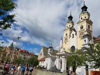 Wandern in Südtirol (Italien) – Dolomiten Wanderreise in Sterzing Astjoch – Sellajoch – Seiser Alm – Gemeinschaftsalm Fane – Burkhardtsklamm – Ratschinger Almenweg – Tatschsp (59)