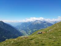 Wandern in Südtirol (Italien) – Dolomiten Wanderreise in Sterzing Astjoch – Sellajoch – Seiser Alm – Gemeinschaftsalm Fane – Burkhardtsklamm – Ratschinger Almenweg – Tatschsp (154)