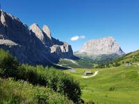 Wandern in Südtirol (Italien) – Dolomiten Wanderreise in Sterzing Astjoch – Sellajoch – Seiser Alm – Gemeinschaftsalm Fane – Burkhardtsklamm – Ratschinger Almenweg – Tatschsp (320)