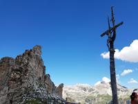 Wandern in Südtirol (Italien) – Dolomiten Wanderreise in Sterzing Astjoch – Sellajoch – Seiser Alm – Gemeinschaftsalm Fane – Burkhardtsklamm – Ratschinger Almenweg – Tatschsp (364)