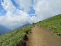 Wanderung auf dem Friedrich-August-Weg
