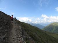 Wanderung zur Tatschspitze