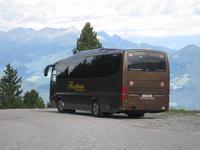Unser Bus von Flexitours Chemnitz