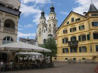 Brixen - Blick zum Dom