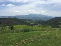 218 Blick vom Weingut La Magia auf Sant Antimo