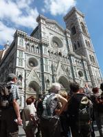 In Florenz angekommen