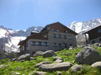 Denza Hütte (2298 m)
