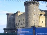 Castel Nuovo in Neapel