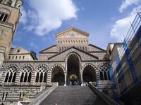 Kathedrale in Amalfi