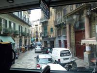 Sizilien, Palermo, Straßenverkehr