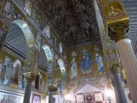 Sizilien, Palermo, Capella Palatina