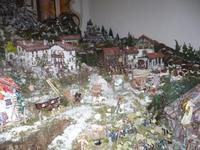 Krippe in der Kirche in Torbole