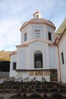 Friedhof der Klosterkirche Neustift