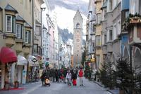Sterzing Neustadt - Blick auf den Zwölferturm