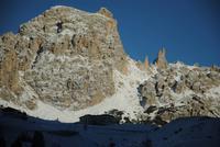 Große Tschierspitze am Grödnerjoch