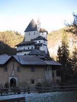 Wallfahrtskirche San Romedio