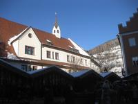 IMG_9022 Sterzing - Spitalkirche und Weihnachtsmarkt