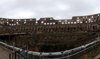 Kolosseum von innen