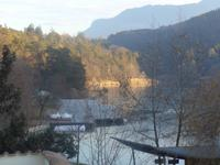 Seeblick vom Hotel am Neujahrsmorgen