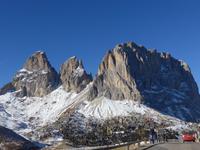 Dolomitenrundfahrt Fünffingerspitze