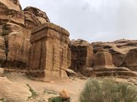Petra - Dschinnblöcke