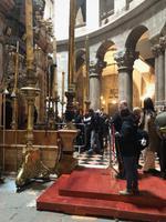 Jerusalem - das Heilige Grab