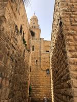 Jerusalem - auf dem Mt. Zion