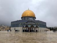 Jerusalem - Felsendome