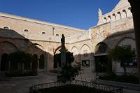 Kirche in der das Grab des HL. Hieronymus liegt
