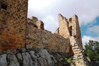 Ajlun - Sultan-Saladin-Festung Qalaat ar-Rabad