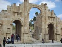 Jerash: Römersiedlung