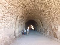 In der Kreuzfahrerburg Kerak