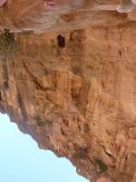 Felsformationen bei Petra