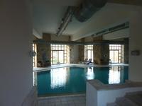 Schwimmbad im Hotel bei Petra