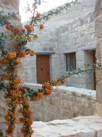 Hotelanlage bei Petra