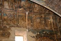 0025 Fresken im Wüstenschloss Qusair Amra