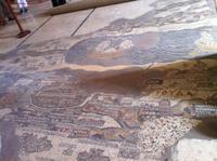 Die Mosaik-Landkarte in Madaba